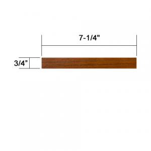 Ipe 1X8 dimensional lumber