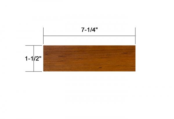 2x8 dimensional lumber