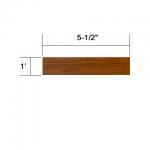ipe 5/4×6 standard decking
