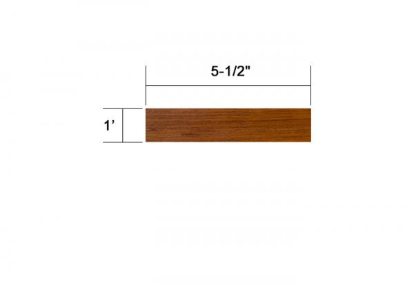 ipe 5/4x6 standard decking