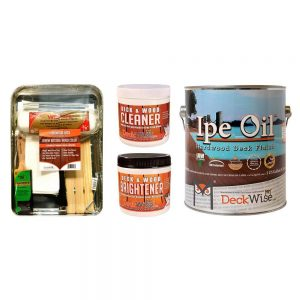 DeckWise Deck Maintenance Kit